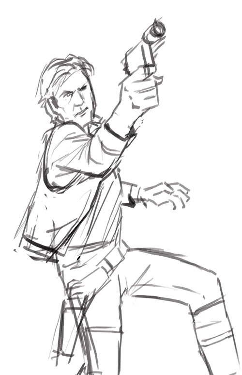 Star wars hans solo coloring pages to print coloring pages for Han solo coloring page